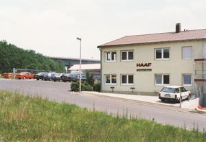 Gebäude 1980