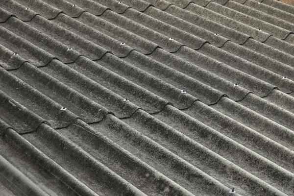 Entsorgung Asbest