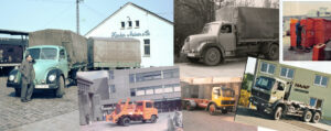 Fahrzeuge von HAAF