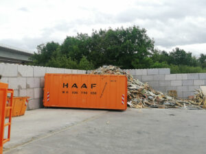 HAAF Container