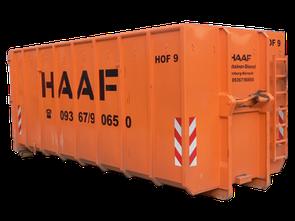 Abrollcontainer 9 - 35 cbm