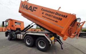 Thermofass HAAF Containerdienst